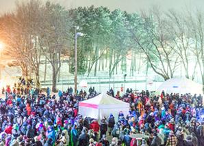 Fête du jour de l'an Fêtes St-Georges 31 décembre 2019